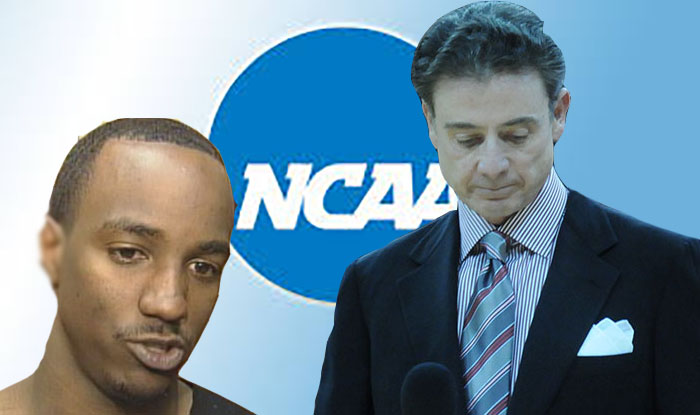 NCAA stands firm on findings that Rick Pitino didn't monitor team