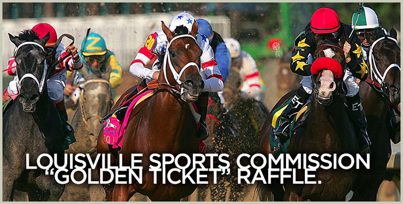 How to win the Golden Ticket for top Louisville sports events