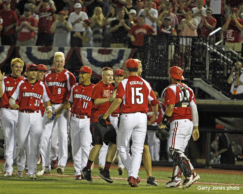 One more time: Louisville baseball back to Super Regionals