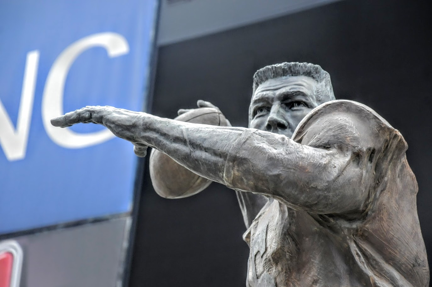 Johnny Unitas Statue