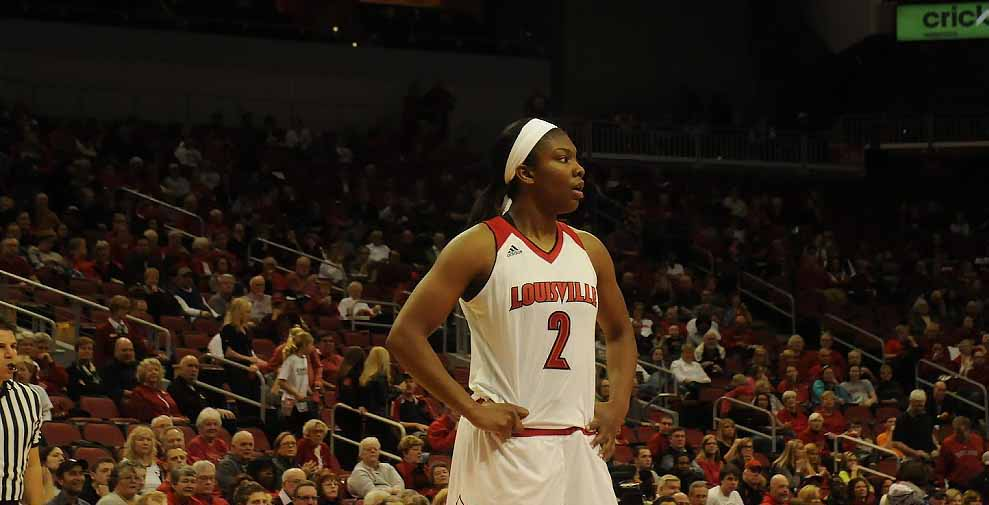 Hines-Allen leads Louisville women in Michigan thrashing