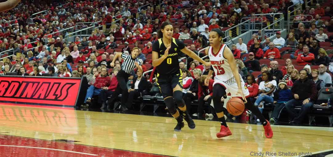 Louisville women knock off Oregon to claim second WNIT title