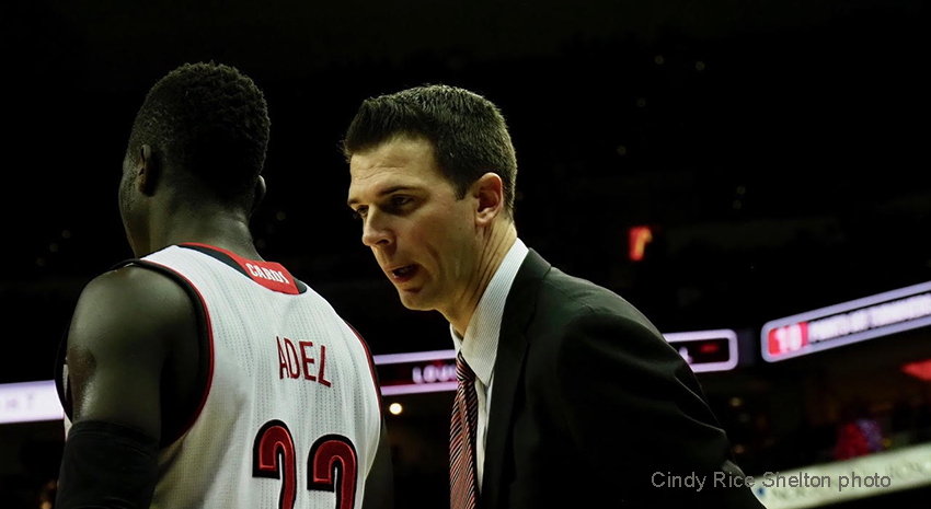 Learning curve continues against Seton Hall for David Padgett