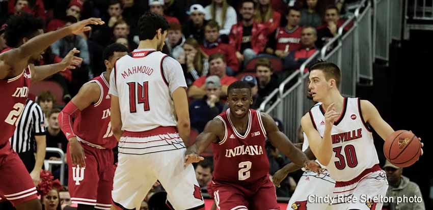 New  clutch players emerge as UofL outlasts Indiana