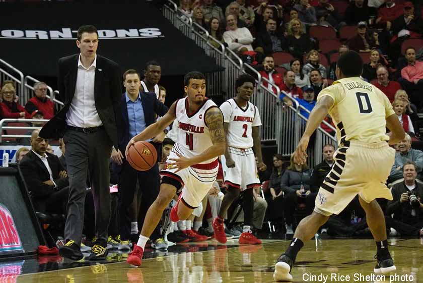 Quentin Snider shows the way, Louisville rolls past Wake Forest