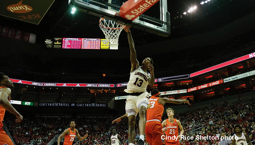 No sweat for Louisville in listless loss to Syracuse