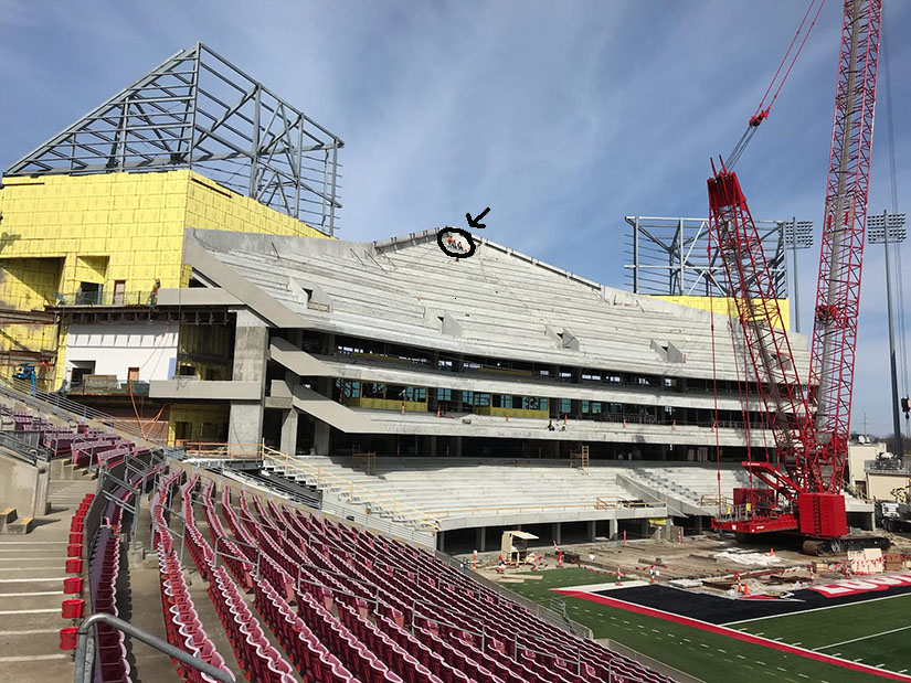 Update on Louisville's Cardinal Stadium expansion
