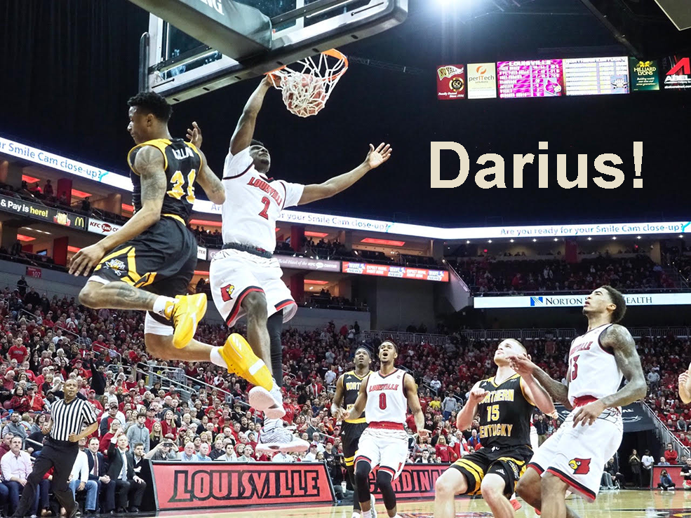 Raucous NIT crowd pushes UofL past Northern Kentucky