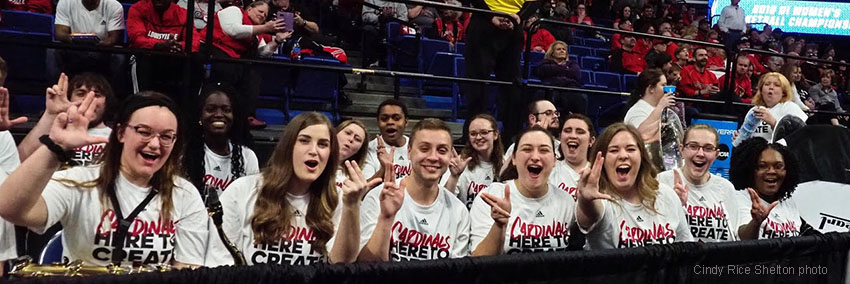 Louisville women just having fun in win over Stanford