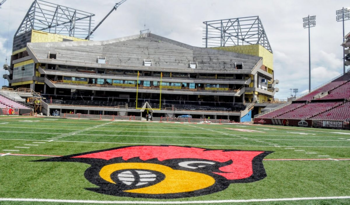 Cardinal Stadium going to be lavish, and louder than ever