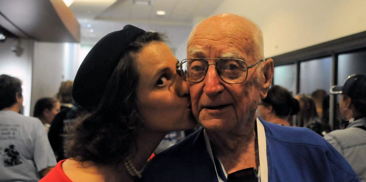 UofL's Al Benninger among D-Day troops on Bluegrass Honor Flight