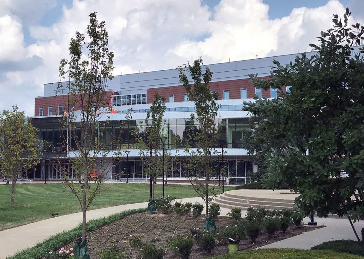 New UofL classroom facility adds to campus beautification