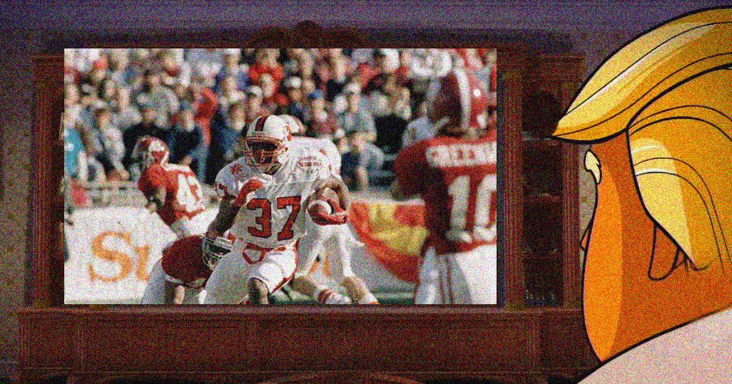 Remember When: Alabama-Louisville — the first game on the big screen TV