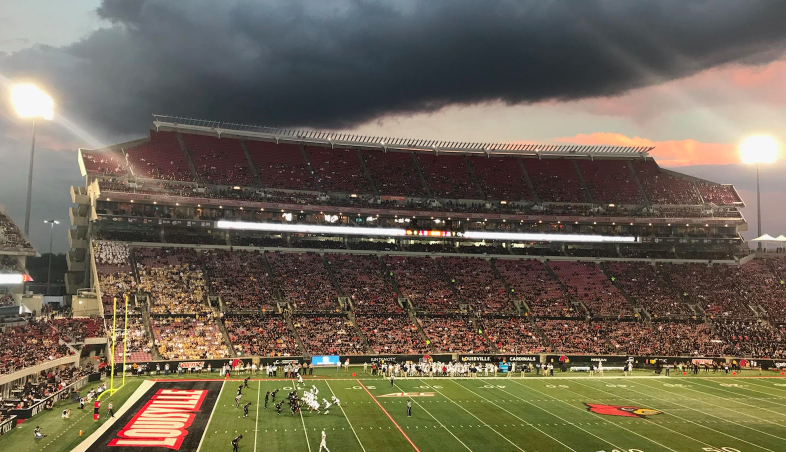Dark cloud over Cardinal Stadium keeps getting bigger