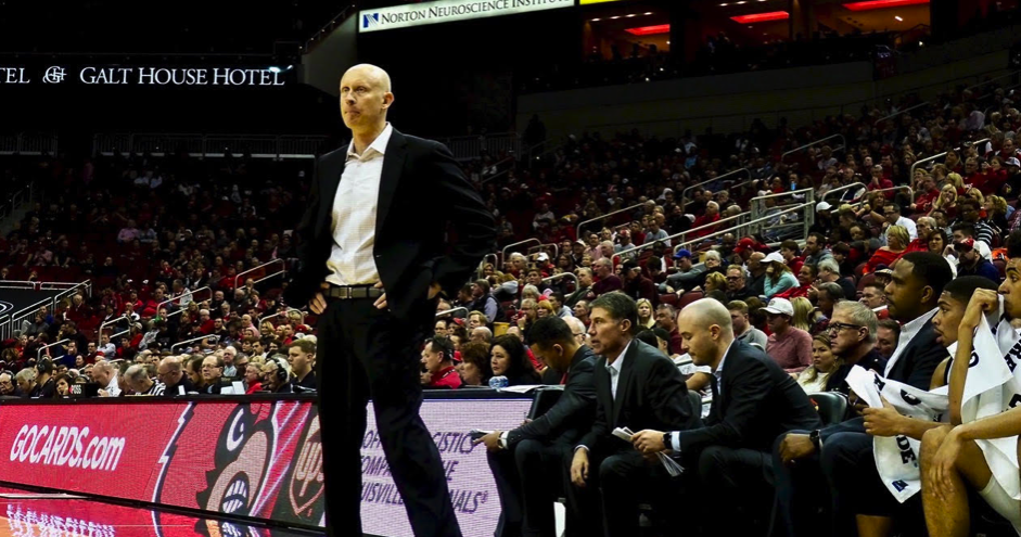 Ed Peak: Succeeding the Godfather comes easy for Chris Mack