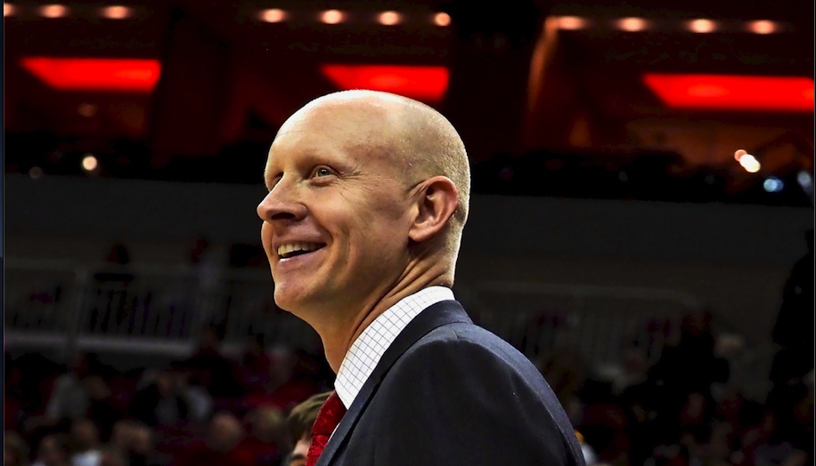 Chris Mack breathing life back into Louisville basketball