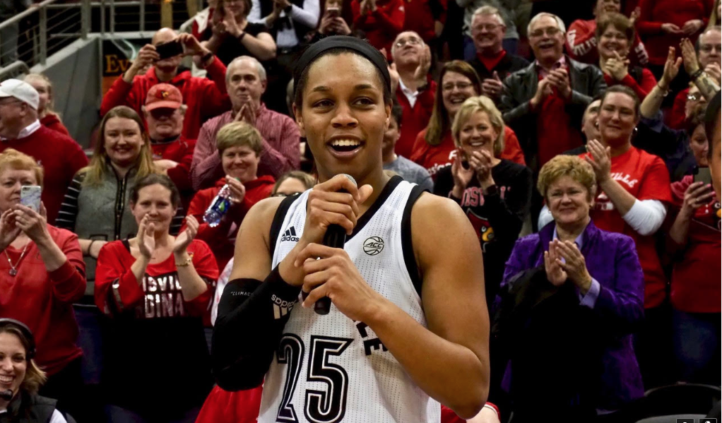 Oh, what a night for Asia Durr, Louisville women's basketball