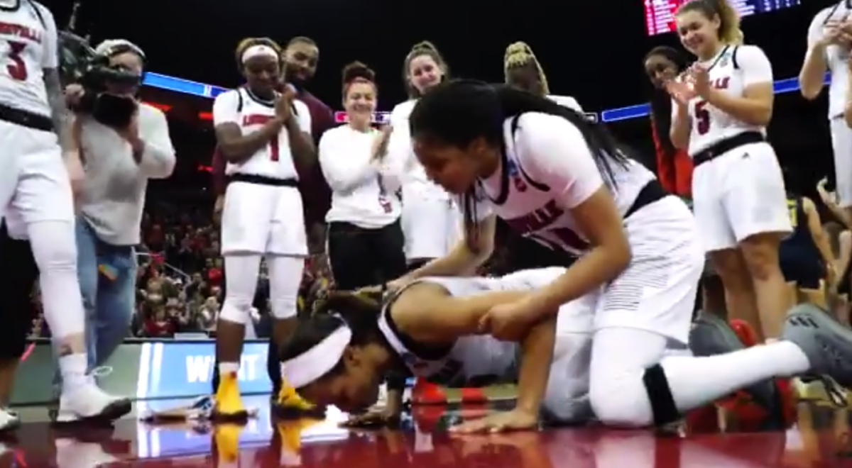Asia's last game at the Yum! Center, but more to do for UofL women