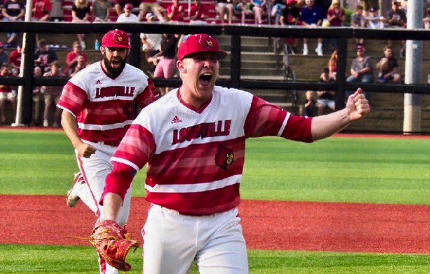Nick Bennett, UofL off and running in NCAA play