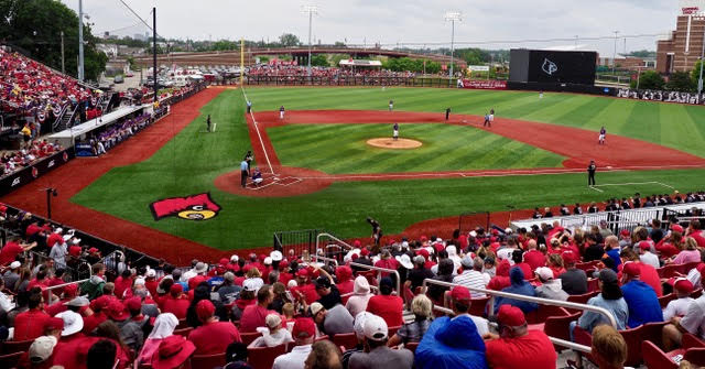 UofL batters unload on East Carolina in Super Regional opener