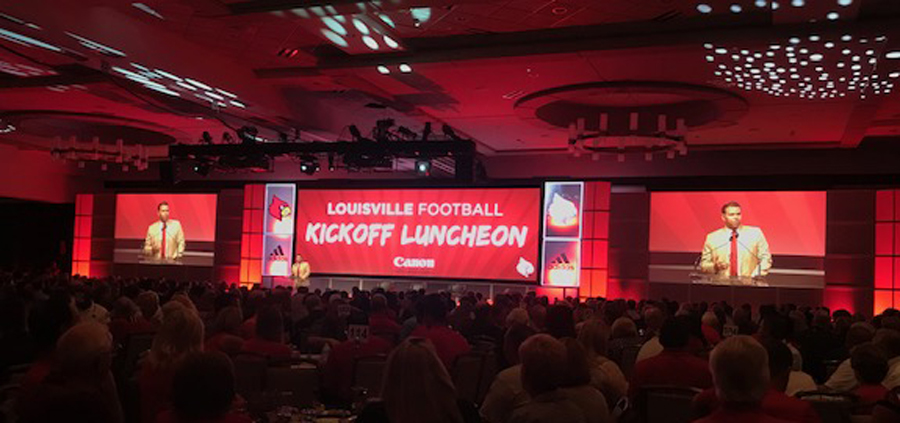 Vince Tyra: Louisville football ready to win again