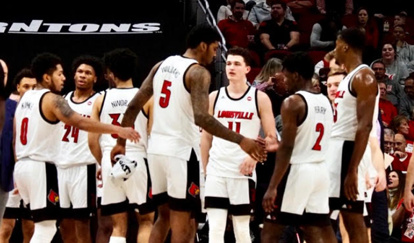 Louisville looks like a big winner early, but road long and winding