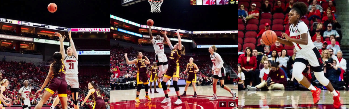 Big sisters show the way for Louisville women