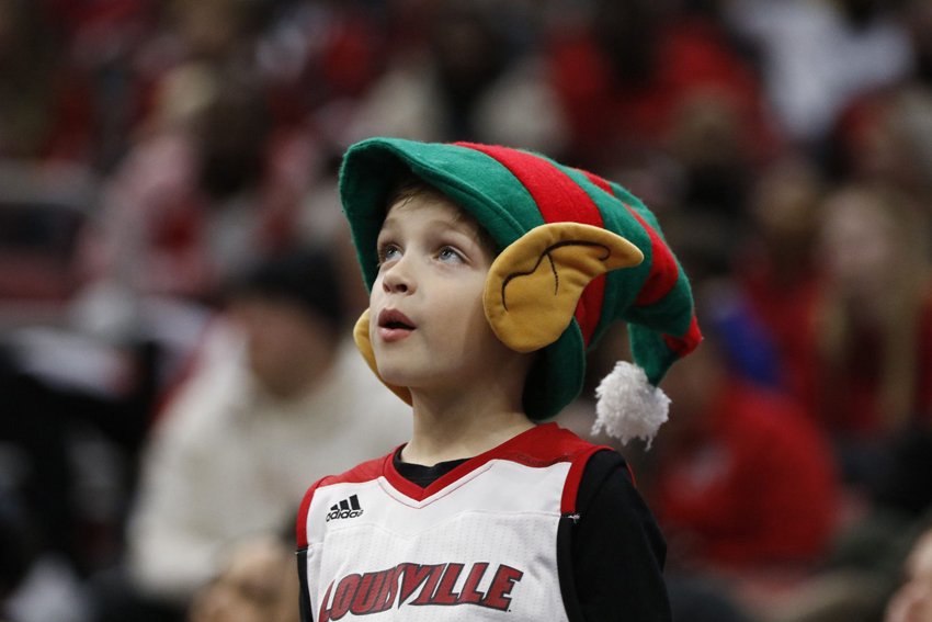 Merry Christmas, bring on the holidays for UofL fans