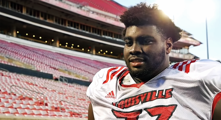 Mekhi Becton will be missed at Music City Bowl
