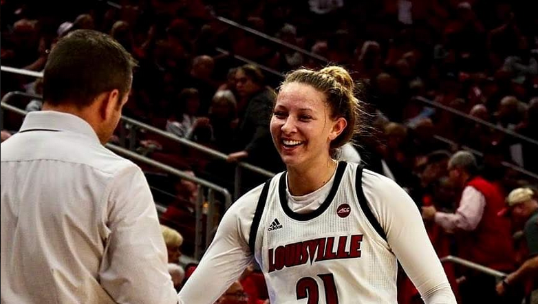 All Shook up, Kylee leads Louisville women past Oregon