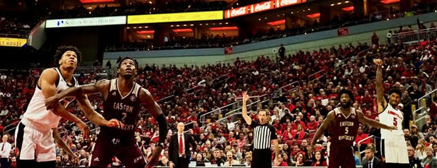 No. 1 Louisville (for now) rips Eastern Kentucky