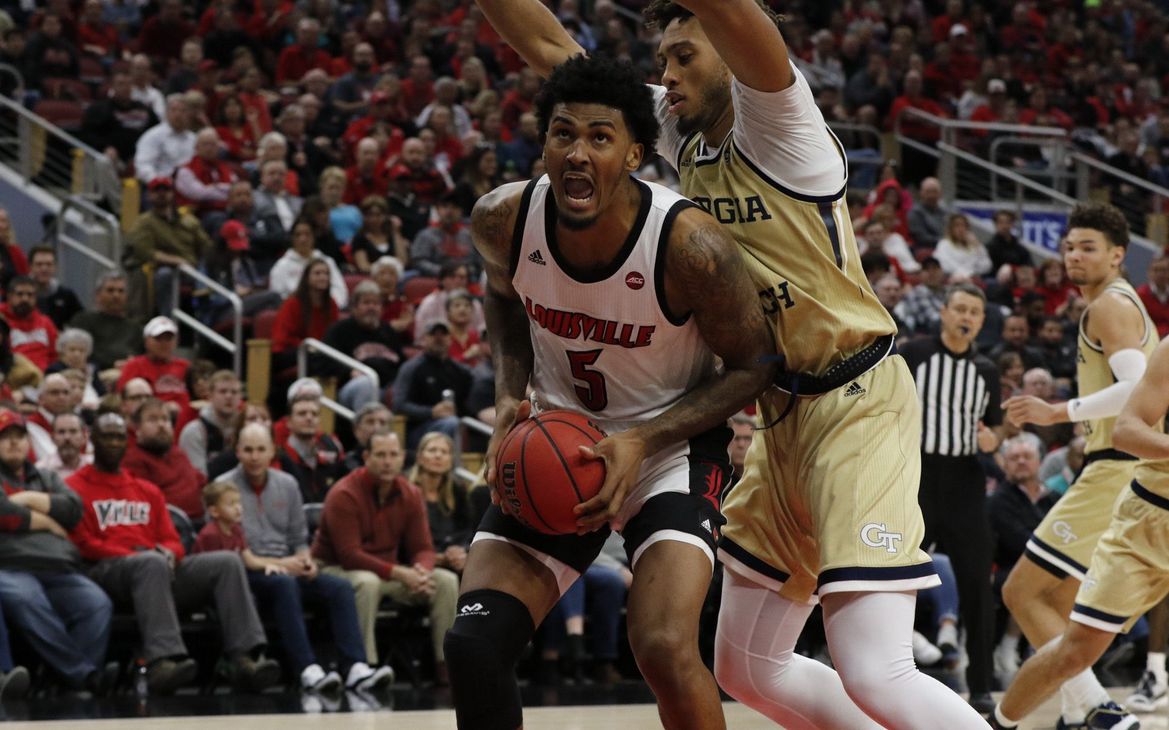 Malik Williams unpredictable but major force for Louisville