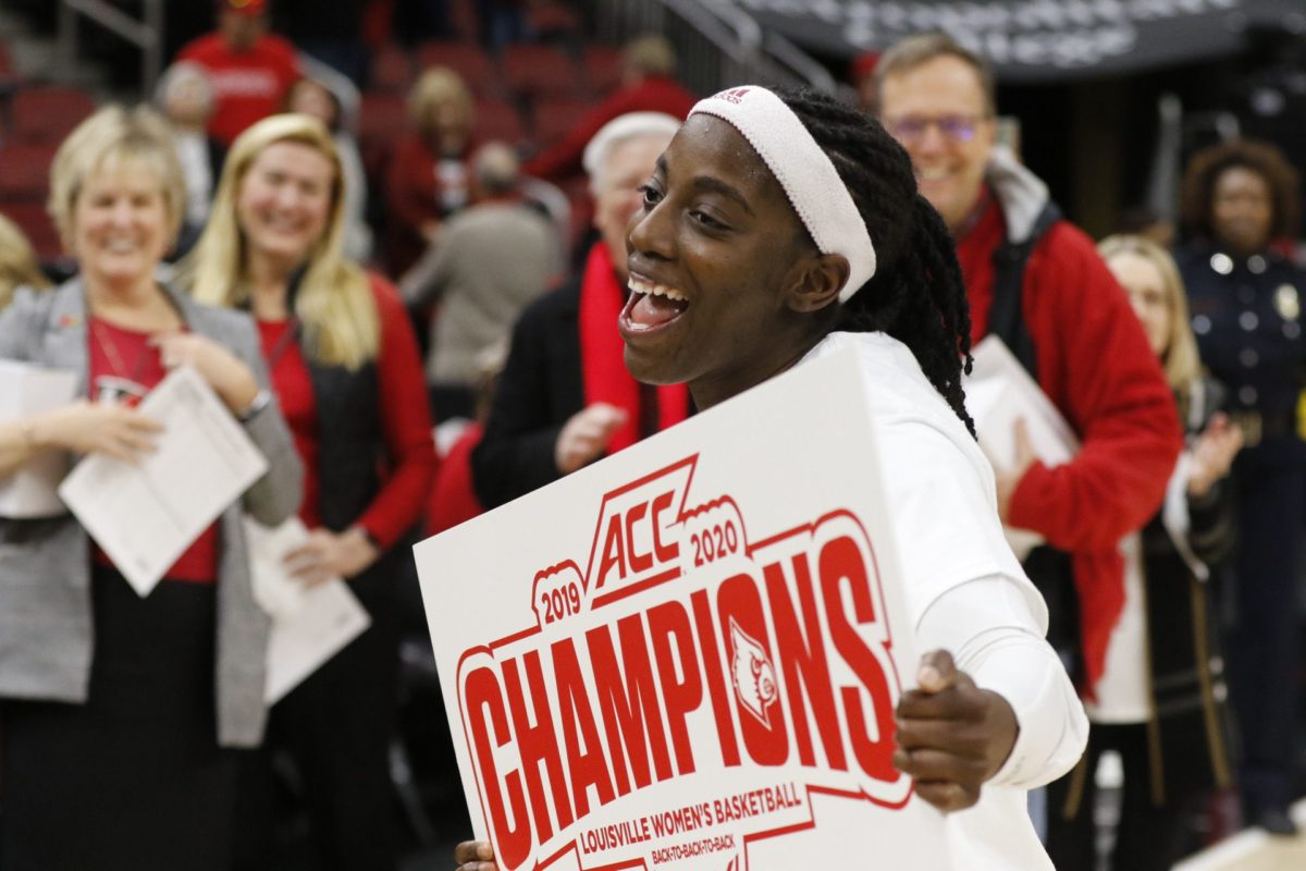 UofL women are your ACC regular season champs