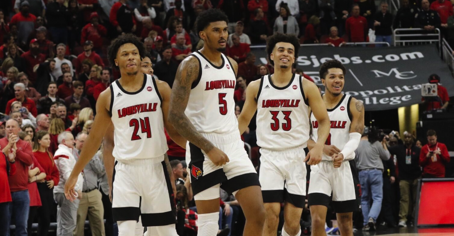 At long last, Louisville gets some payback against Virginia