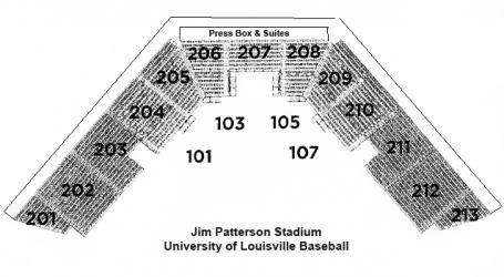 Baseball-Seating