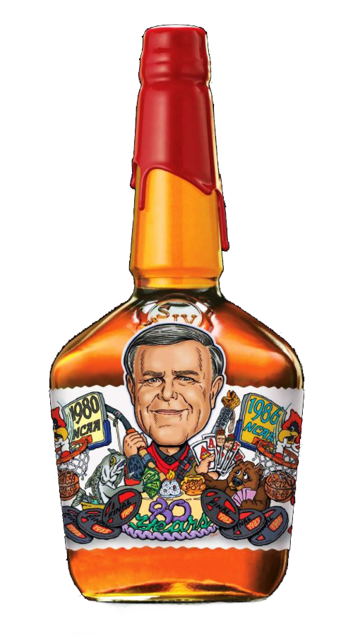 Denny Crum turning 80, gets his own Makers Mark label ...