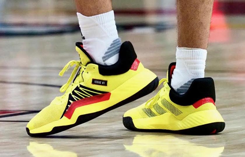 Donovan Mitchell shoes